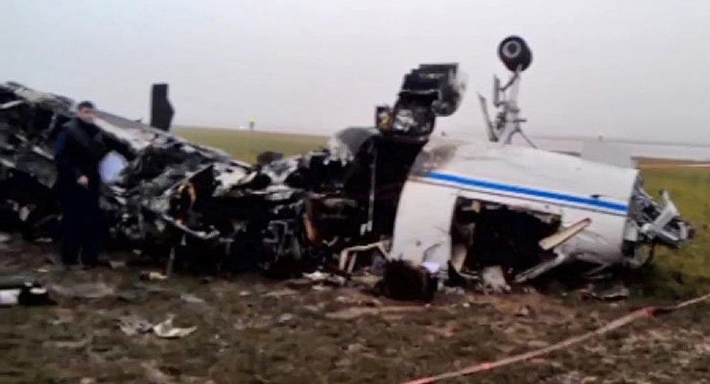 Crash de Vnoukovo : une deuxième déneigeuse pourrait être impliquée