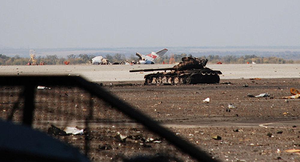 Des journalistes occidentaux ont trouvé en Ukraine des chars et missiles « russes »