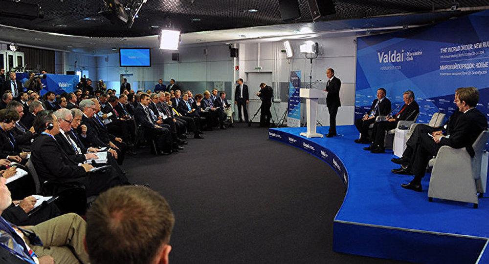 Le système de sécurité mondiale à bout de souffle (Poutine)