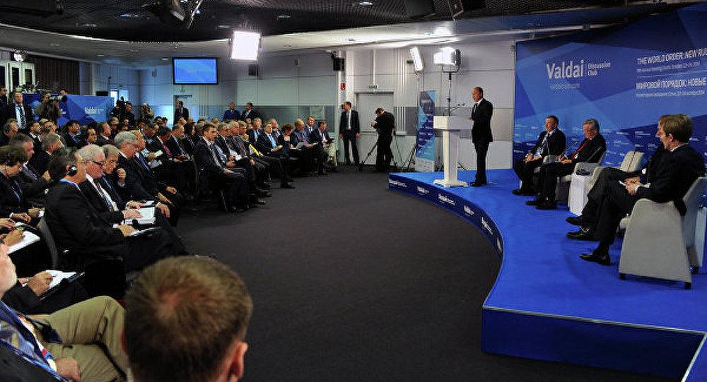 Poutine n'a jamais mis en doute la souveraineté de l'Ukraine