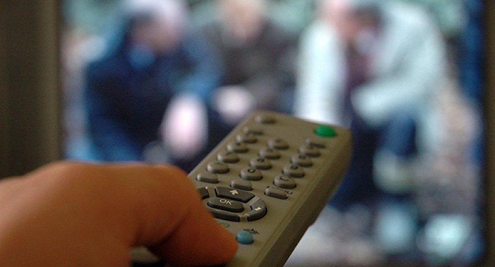 Des sociétés diffusant des chaînes de télévision russes en Ukraine perquisitionnées