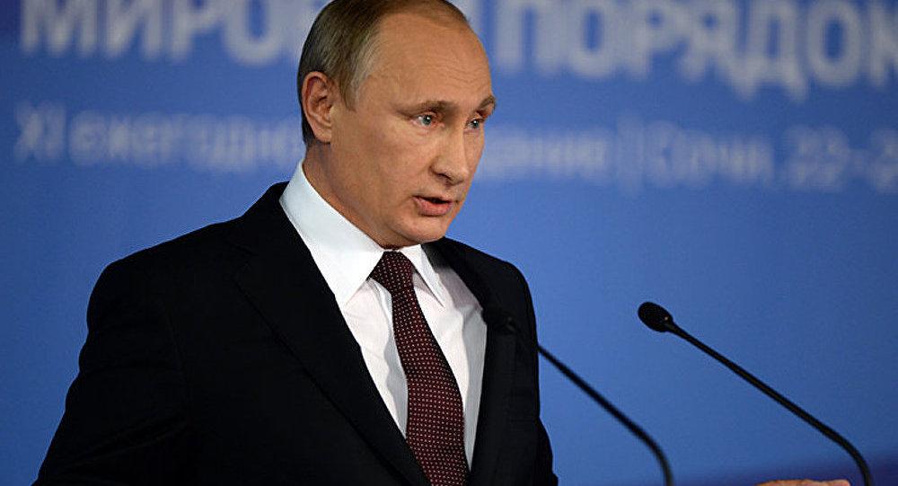 Le discours de Poutine à Valdaï/ 24 octobre 2014 « Le désordre mondial et le retour à la sagesse »