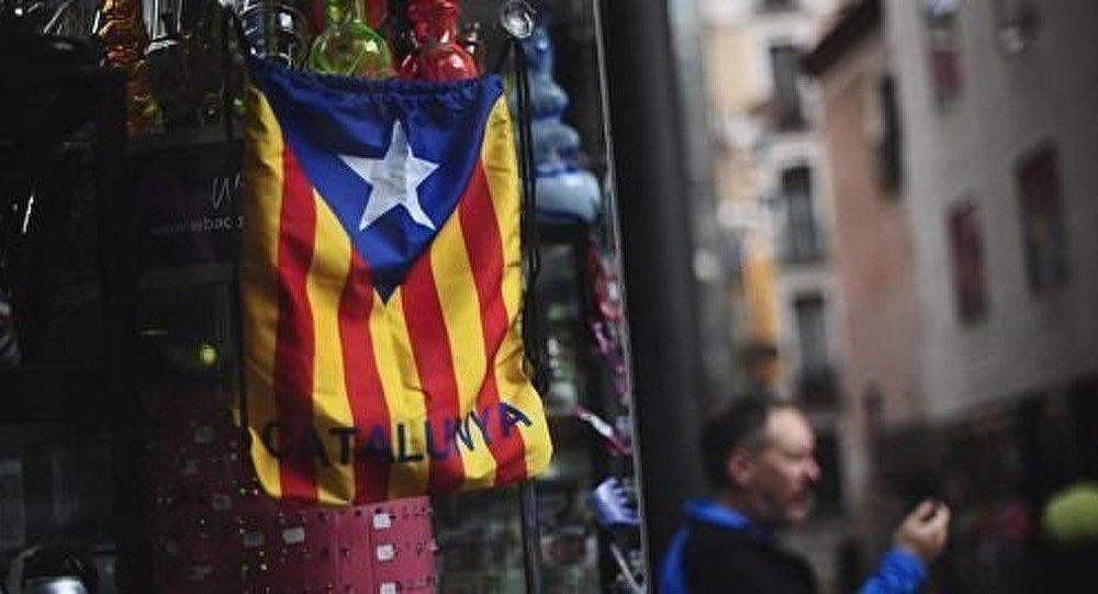 Catalogne fait un pas vers l'indépendance