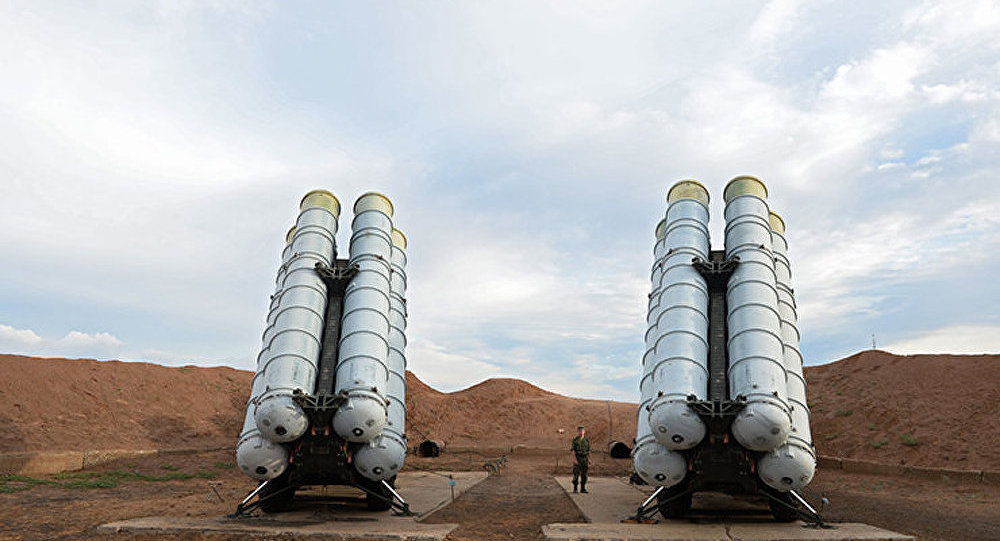 systèmes de défense sol-air S-400
