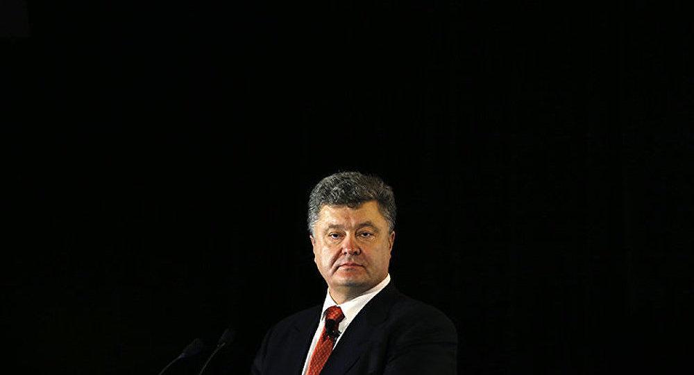 Porochenko ordonne d'alimenter le Donbass en chaleur et électricité