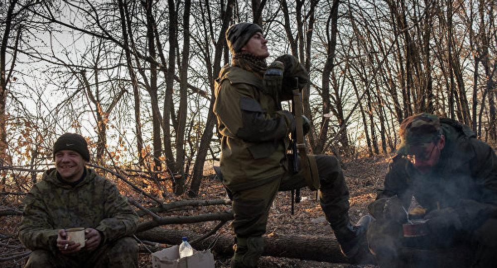 Poutine sur les militaires russes en Ukraine : les volontaires dans le Donbass ne sont pas des mercenaires