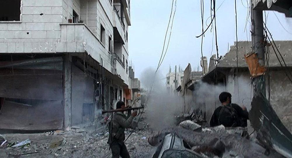 Syrie : le règlement de la crise lié à la position de Moscou (député iranien)