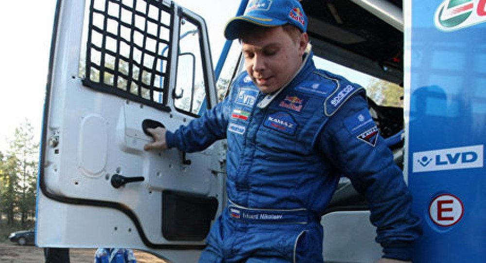 Dakar 2015 - camions: le Russe Nikolaev remporte la 2e étape