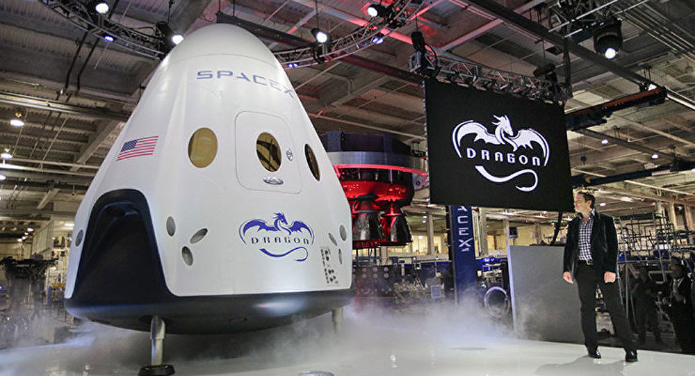 Report du lancement de la capsule Dragon de SpaceX pour sa 5e mission de fret vers l'ISS