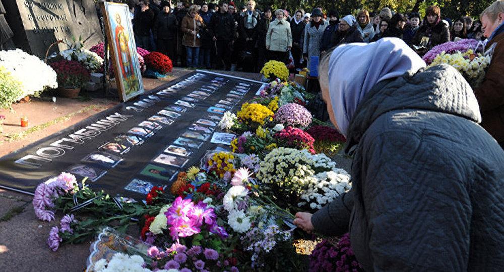 L'Europe condamne l'attentat de Paris mais reste silencieuse sur la tragédie d'Odessa