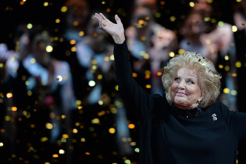 La célèbre cantatrice Elena Obraztsova est décédée lundi en Allemagne à l'âge de 75 ans.