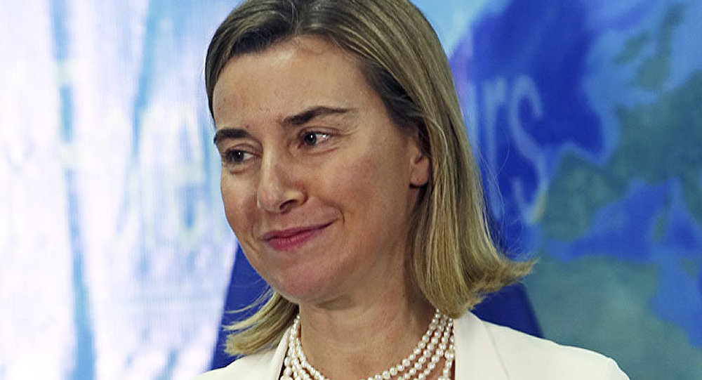 Relations UE-Russie: une question à examiner sans délai (Mogherini)