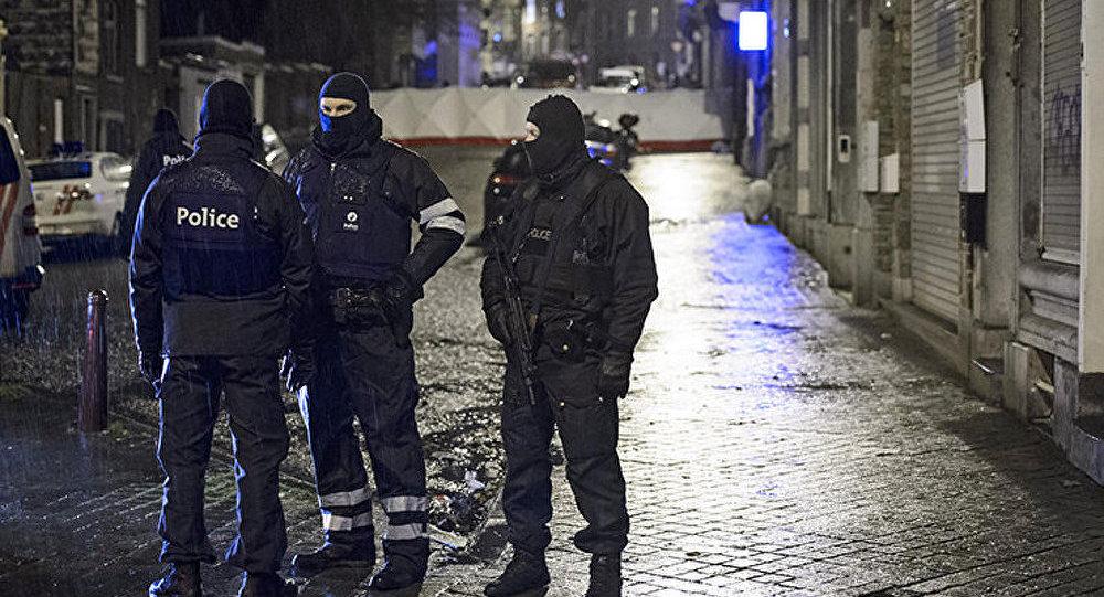 Police en Belgique