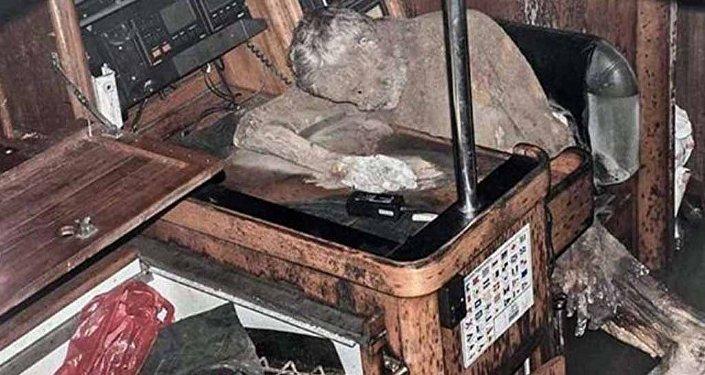 Une momie retrouvée à bord d'un yacht près des Philippines