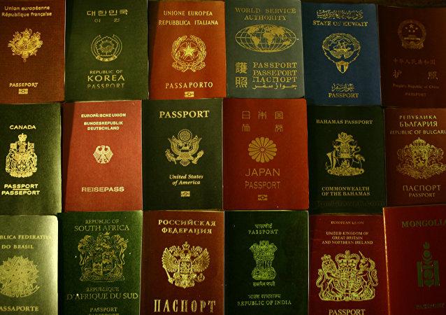 des passeports