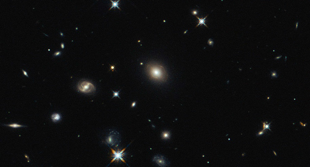Et voilà, la galaxie la plus lointaine de l'univers (vidéo) 1023133830