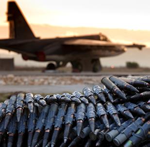 Base aérienne de Hmeymim en Syrie