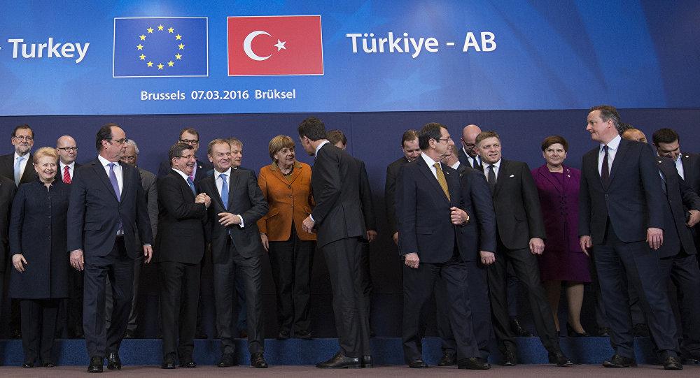 Sommet UE-Turquie