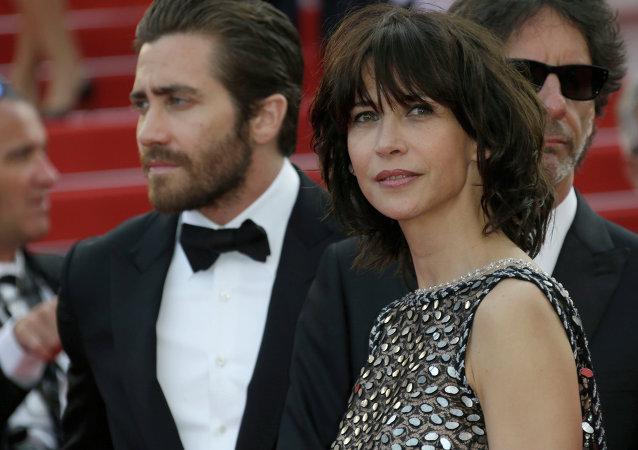 Sophie Marceau et Jake Gyllenhaal