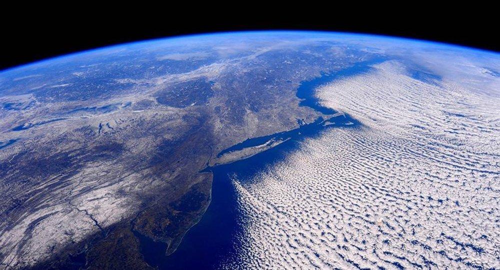 Surface de la terre