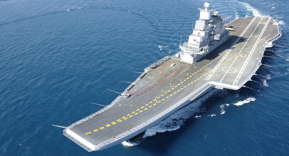 L 39 inde veut un nouveau porte avions la russie bien plac e sputnik france - Nouveau porte avion americain ...