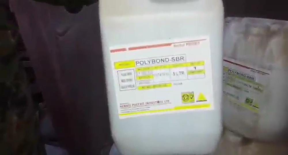 Daech utilise la chimie de la construction pour créer des armes chimiques