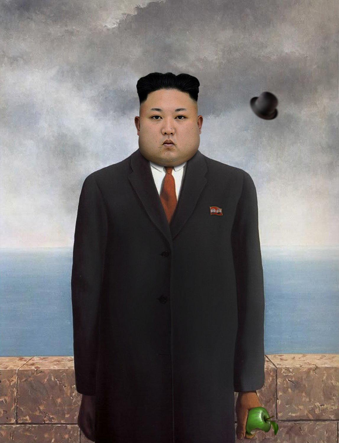 Fils de Jong Un