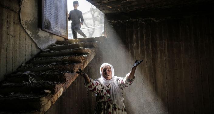 Irak: 19 femmes kurdes brûlées vives par Daech
