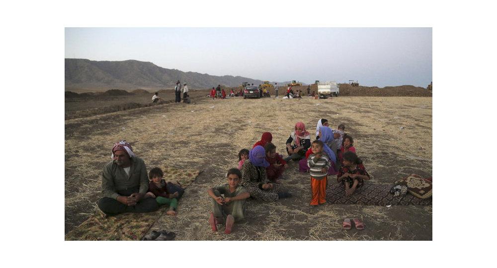 Irak : 500 Kurdes yézidis assassinés par les islamistes