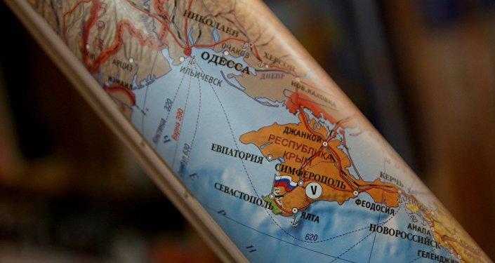 Une délégation allemande débarque en Crimée «pour voir la situation réelle»