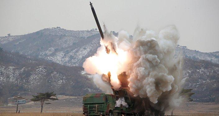 Un missile nord-coréen