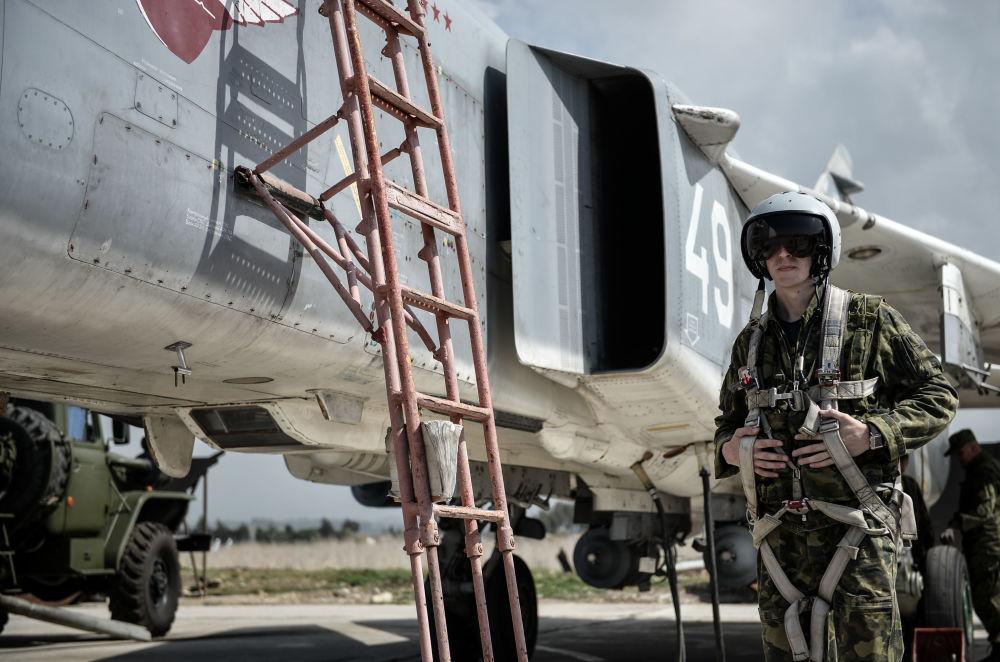 Les opérations des forces aérospatiales russes en Syrie