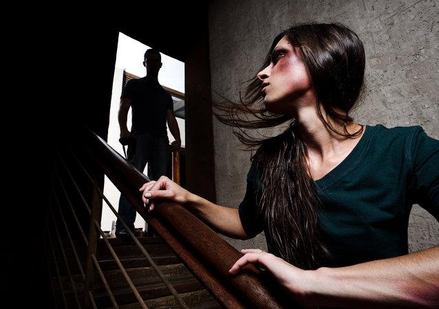 Femmes violées, image d'illustation