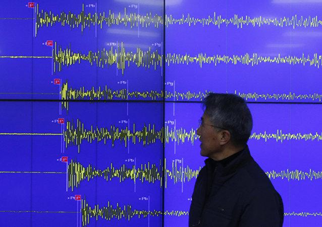 Un tremblement de terre