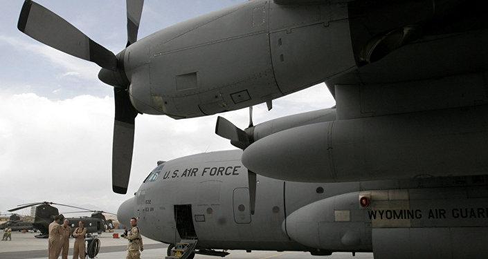 Les soldats américains en Afghanistan