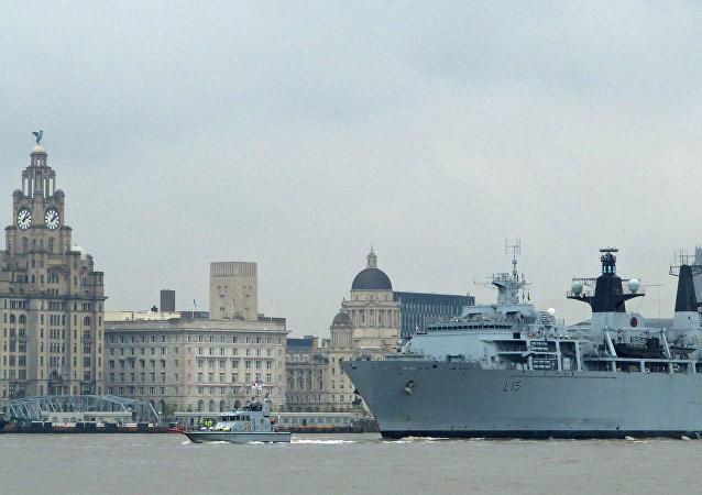 Des navires britanniques bientôt envoyés sur les côtes libyennes