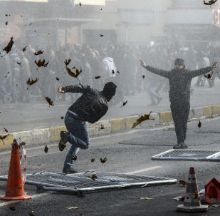 Affrontements entre les Kurdes et la police turque à Diarbakir