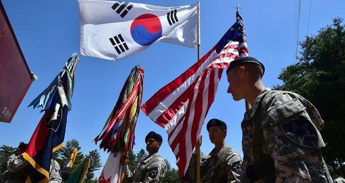 L'armée US en Corée du Sud
