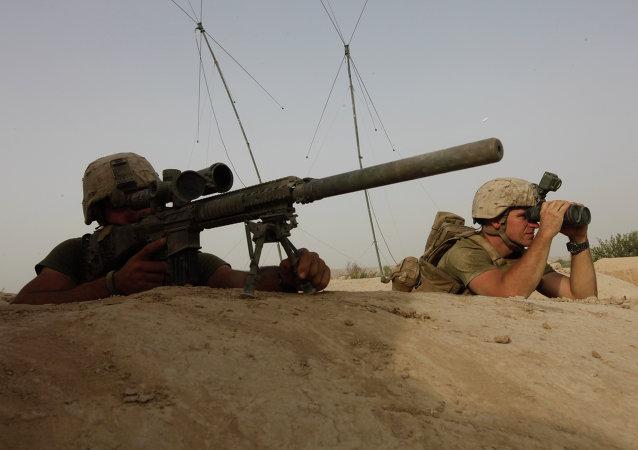 Les USA envoient une unité de marines en Irak pour lutter contre Daech
