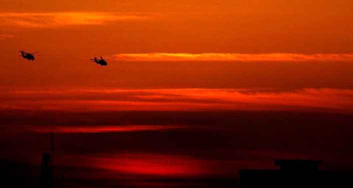 Hélicoptères US