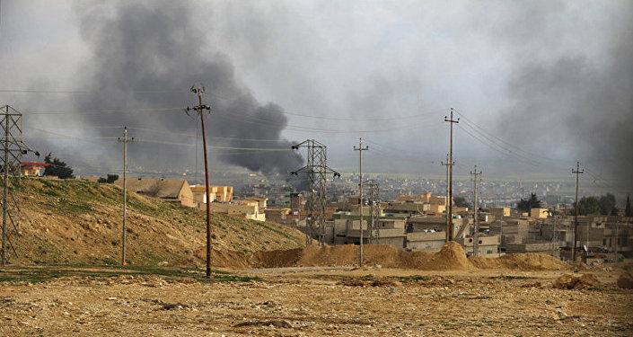 Irak: nouvelles frappes aériennes contre le groupe EI près de Mossoul