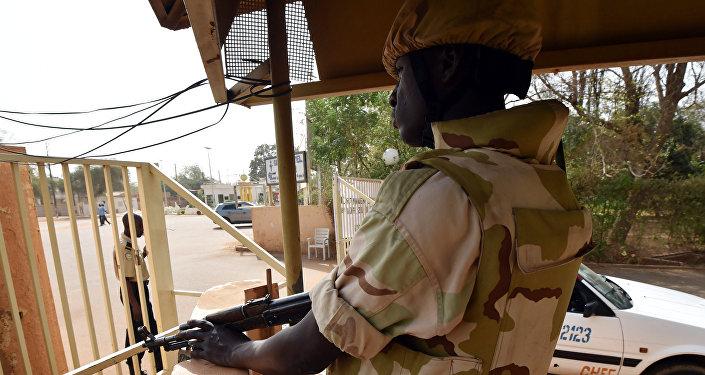 Bamako, police