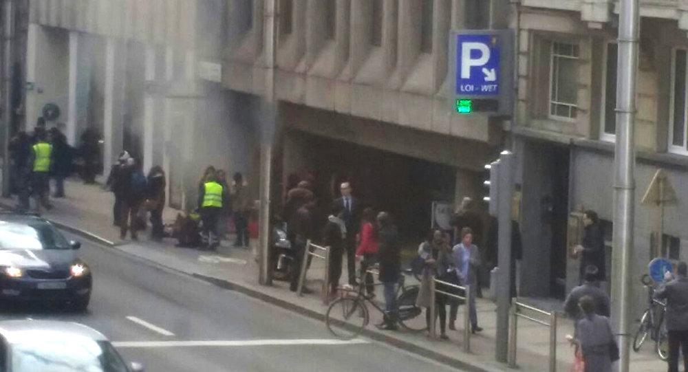Le métro de Bruxelles fermé suite aux attentats