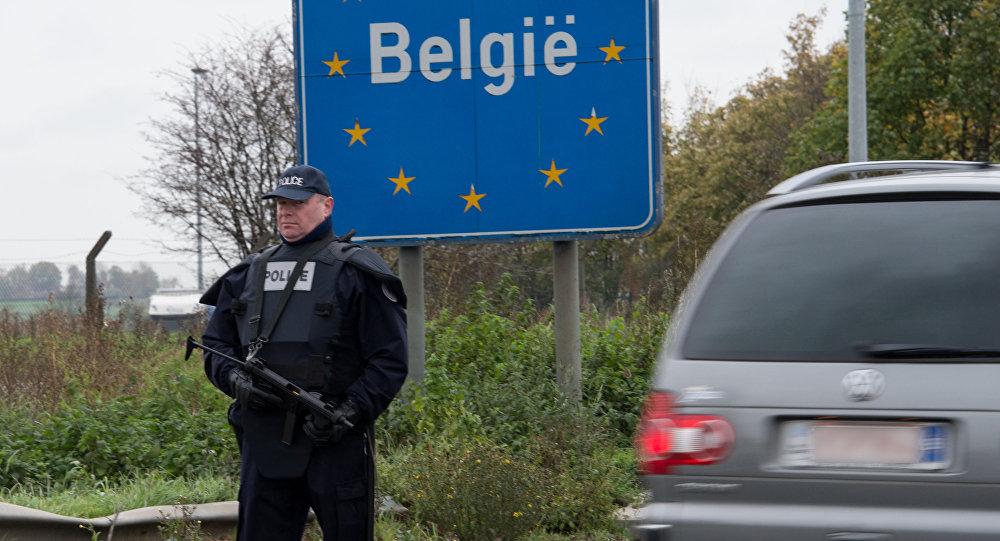 La frontière franco-belge