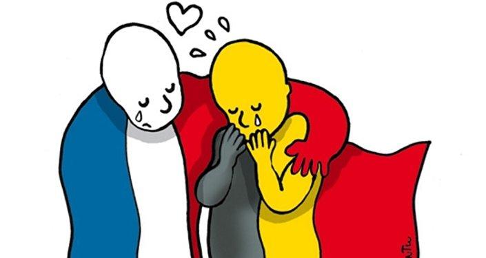 Les attentats de ce 22 mars à Bruxelles