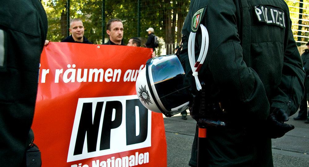 Le parti national-démocrate allemand (NPD)
