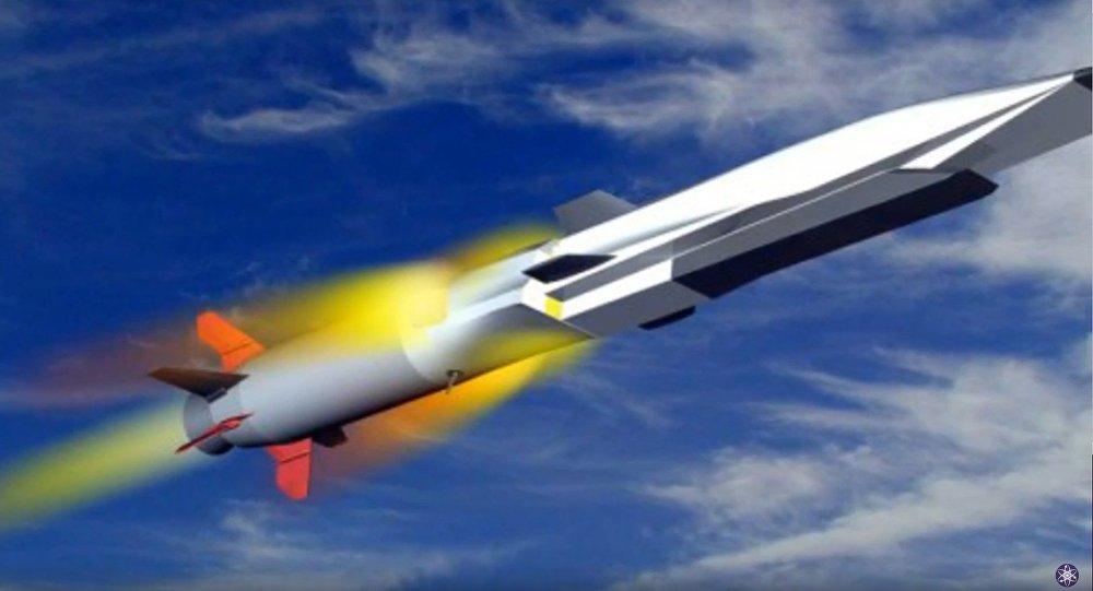 Missile de croisière antinavire hypersoniques Tsirkon