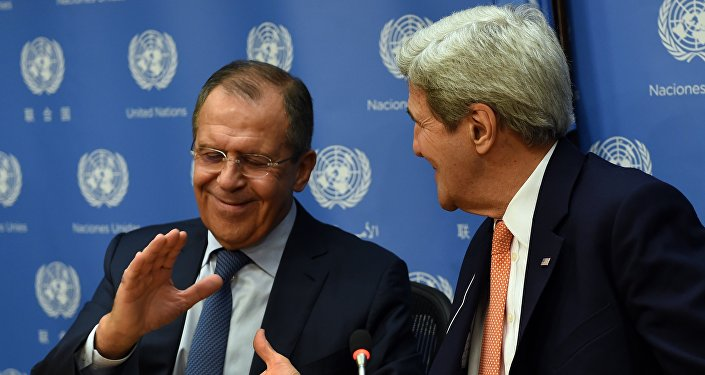 rencontre Lavrov-Kerry