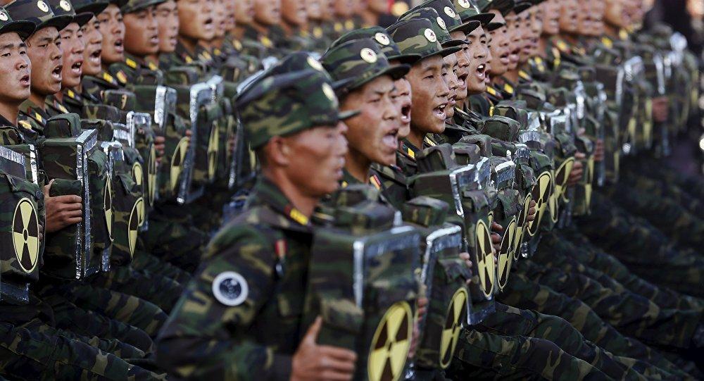 Corée du Nord: l'armée