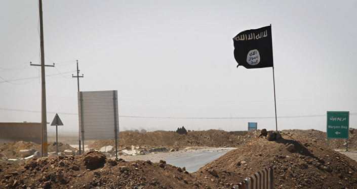 drapeau de l'État Islamique